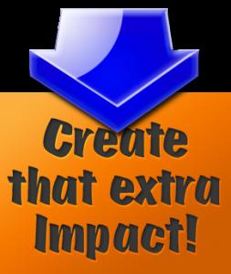createthatextraimpact