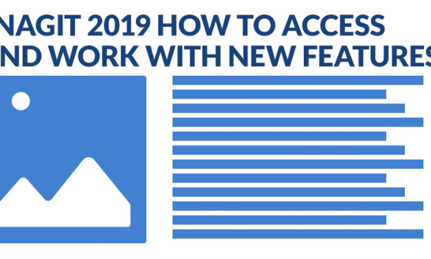 Snagit 2019 How to Access and Work with New Features